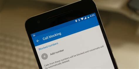 blocking calls on android chặn cuộc gọi v 224 tin nhắn tr 234 n android 7 0 bloganchoi