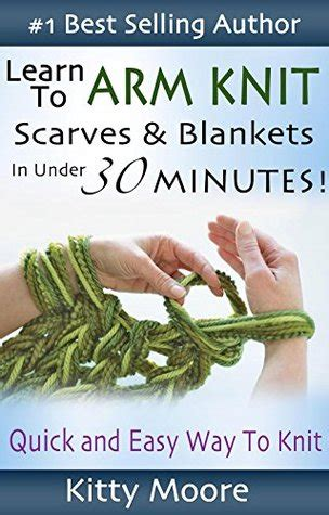 learn to arm knit learn to arm knit book review rambling reviews