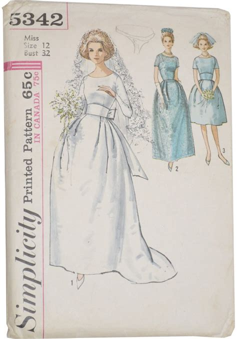 wedding dress pattern making books vtg s mccalls draped bridal gown wedding dress wedding
