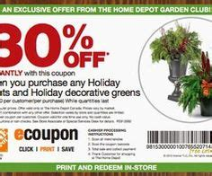 printable coupons home depot and discounts on