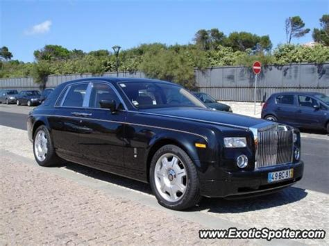 rolls royce phantom spotted in cascais portugal on 09 22 2007