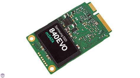 samsung ssd 840 evo msata 1tb review bit tech net