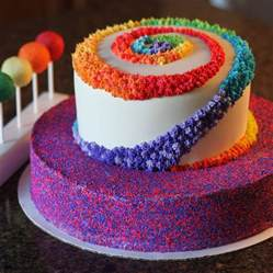 colorful cake heavenly cake pops rainbow cake