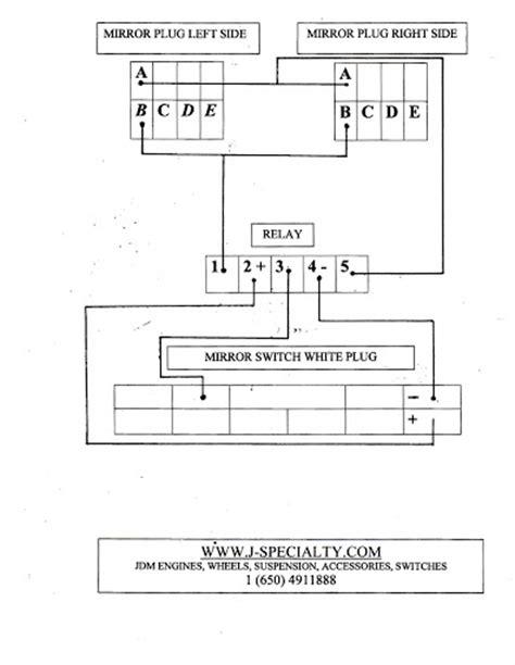 help with pf mirror diagrams honda tech honda forum