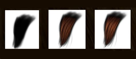 tutorial vector hair photoshop simply making realistic hair in photoshop photoshop lady