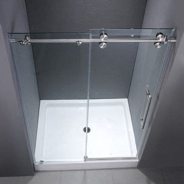 rolling shower door rolling glass shower doors bathing shower
