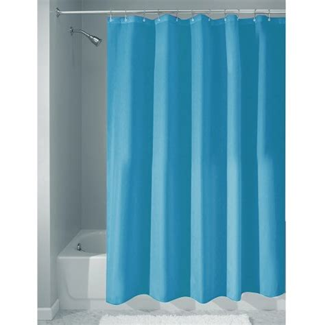 water repellent shower curtain interdesign mildew free water repellent fabric shower