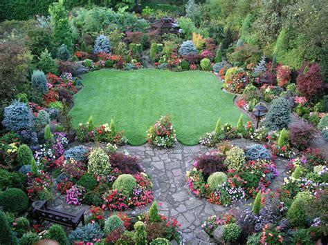beautiful backyard gardens beautiful english garden