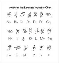 templating language sign language alphabet chart 9 free documents