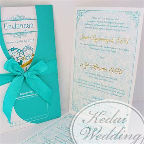 desain undangan pernikahan unik jogja undangan pernikahan unik dengan gambar kartun jogja