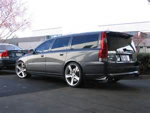 Volvo V70r Volvo V70r On 20 S I Volvos 2 Volvo