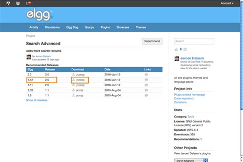 Advanced Search On Advanced Search For Elgg Arvixe