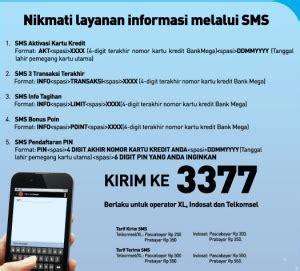 format sms banking bni ke bank lain kode sms banking mandiri telkomsel 2018 terbaru info sms