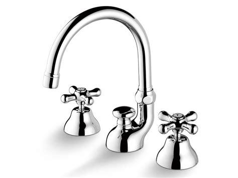 rubinetti stella rubinetto per lavabo a 3 fori da piano roma 3225