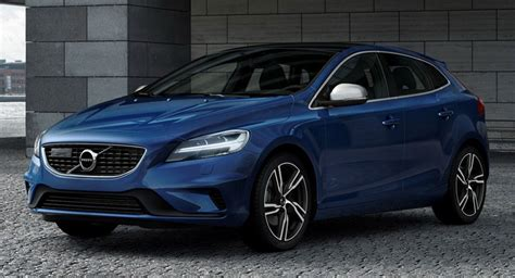 volvo new v40 volvo drops the cover 2017 v40 and v40 cross country