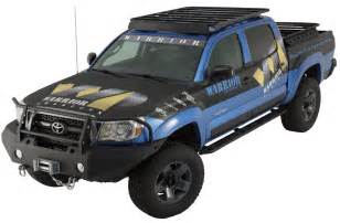 Roof Rack For Toyota Tacoma Roof Racks Acc Tacoma Accessories Parts And