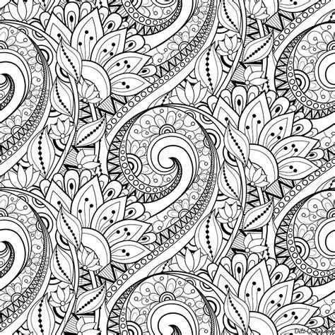 Anti Stress Batik Coloring Book For Adults 1 раскраска антистресс цветы раскраски антистресс