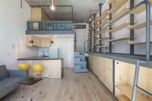 studio apartment space saving ideas