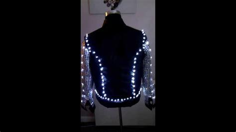 nike light up jacket replica chris jericho light up jacket