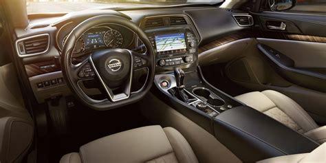 white nissan maxima interior 2018 maxima design aerodynamic luxury sedan nissan usa