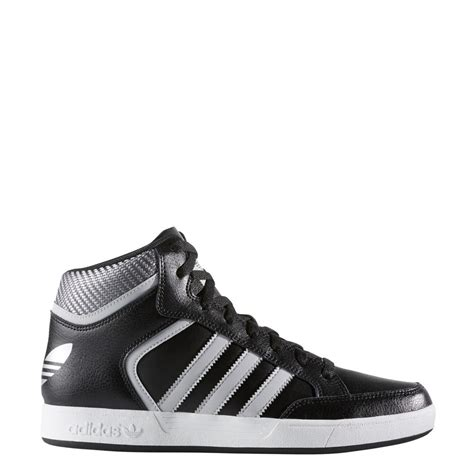 bb8769 adidas shoes varial mid black grey white 2017 men leather nuevo ebay