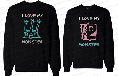 His And Matching Sweatshirts His And Matching Sweatshirts I My