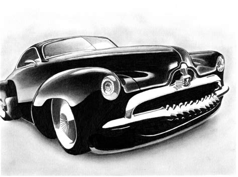 old cars drawings classic car by tclark on deviantart