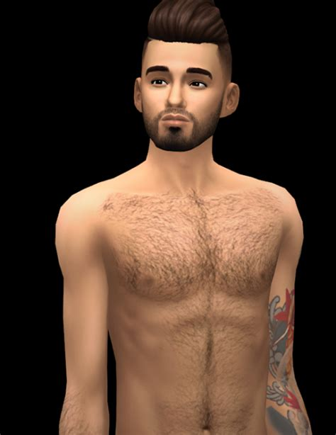 paolo rocca sims 4 the sims 4 chest hair tumblr