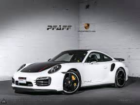 Porsche Turbo S For Sale Porsche 911 Turbo S Pfaff Exclusive Edition For Sale In