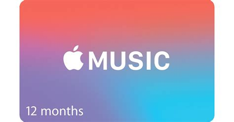 Mac Gift Card - apple music gets 99 annual subscription via gift card the mac observer
