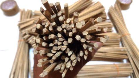 Cetakan Lontong Bambu stik bambu penggulung harum manis permen kapas cotton