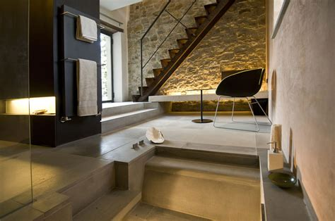 the bathroom boutique bathroom stairs torre moravola boutique hotel in montone
