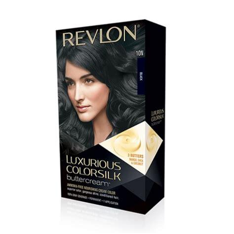 revlon luxurious colorsilk buttercream hair color dark revlon luxurious colorsilk buttercream hair color 10n
