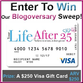 Visa Gift Card Expiration Date - enter to win a 250 visa gift card ends 03 23 12