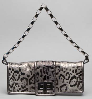 Kooba Penelope Patent Clutch by 2008 October Shopping Store Handbags