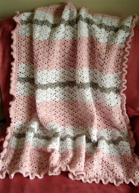 Crochet Free Patterns Baby Blankets by 16 Beautiful Handmade Baby Gift Sets With Free Crochet