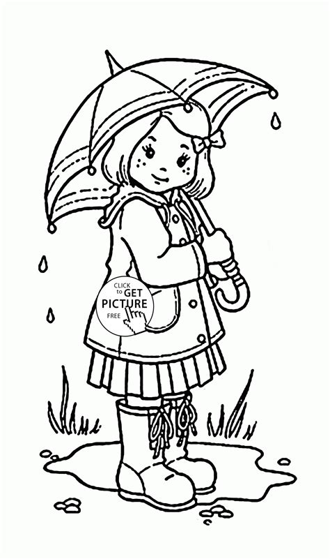 seasons and celestials an coloring book books and umbrella coloring page for coloring
