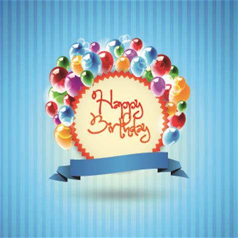 happy birthday design in coreldraw happy birthday card vector set 02 vector birthday free
