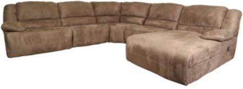 ashley hogan sofa ashley hogan 5 piece reclining sectional homemakers