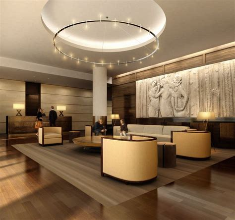 hotel lobby design luxury hotel lobby interior design with unique chairs