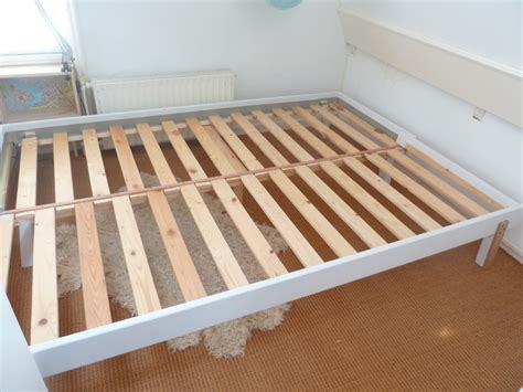 Fjellse Bed Frame Hack practical delights basic ikea bed to pull out bed