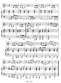 one and only adele pdf one and only adele钢琴谱文件 五线谱 双手简谱 数字谱 midi pdf 免费下载