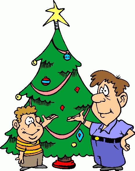 christmas decorations images clip art tree decorating clipart clipart suggest
