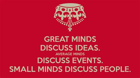 mind s quotes about small minded people quotesgram