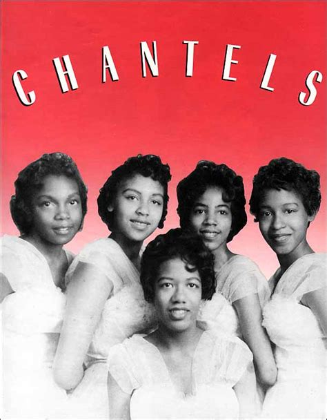 The Chantels | the doo wop society of southern california the chantels