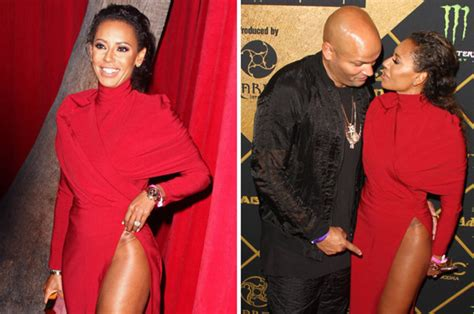 Wardrobe No Censor by Mel B Ditches In Seriously Risqu 233 Dress Daily