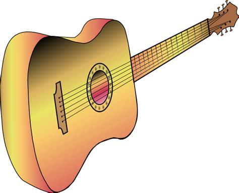 guitar clipart guitar profile clip at clker vector clip