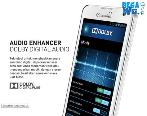 Smartfren Andromax I3 4gb White spesifikasi dan harga smartfren andromax i3 begawei