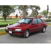 1993 Peugeot 405 Photos Informations Articles