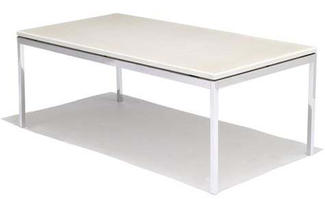knoll florence coffee table florence knoll rectangular coffee table hivemodern com